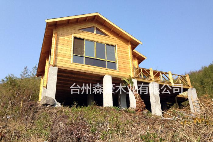 杭州深山景区旅游木屋度假房